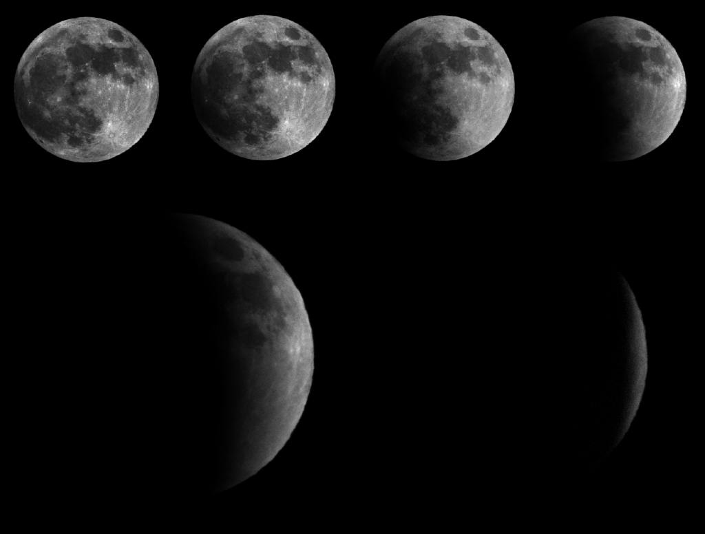 Lunar Eclipse January 31, 2018